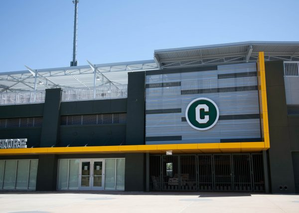 Oakland A's Training Complex