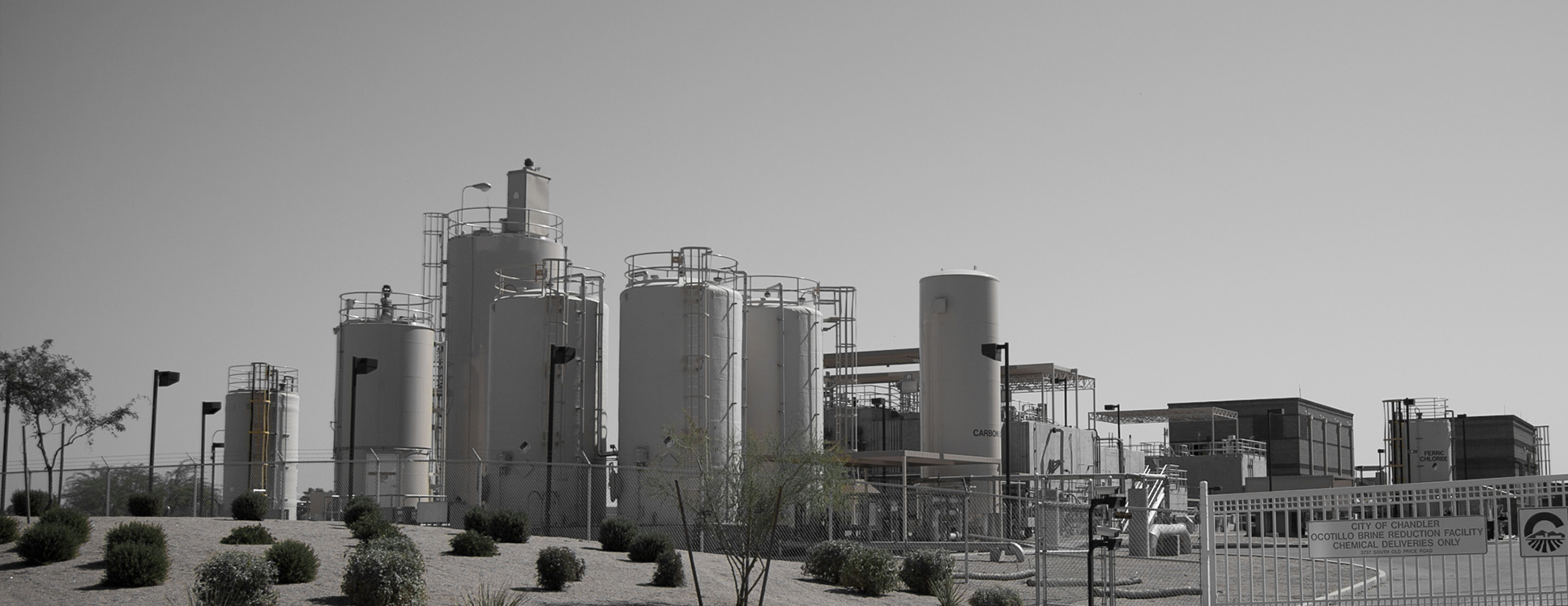 Ocotillo Brine Reduction Facility