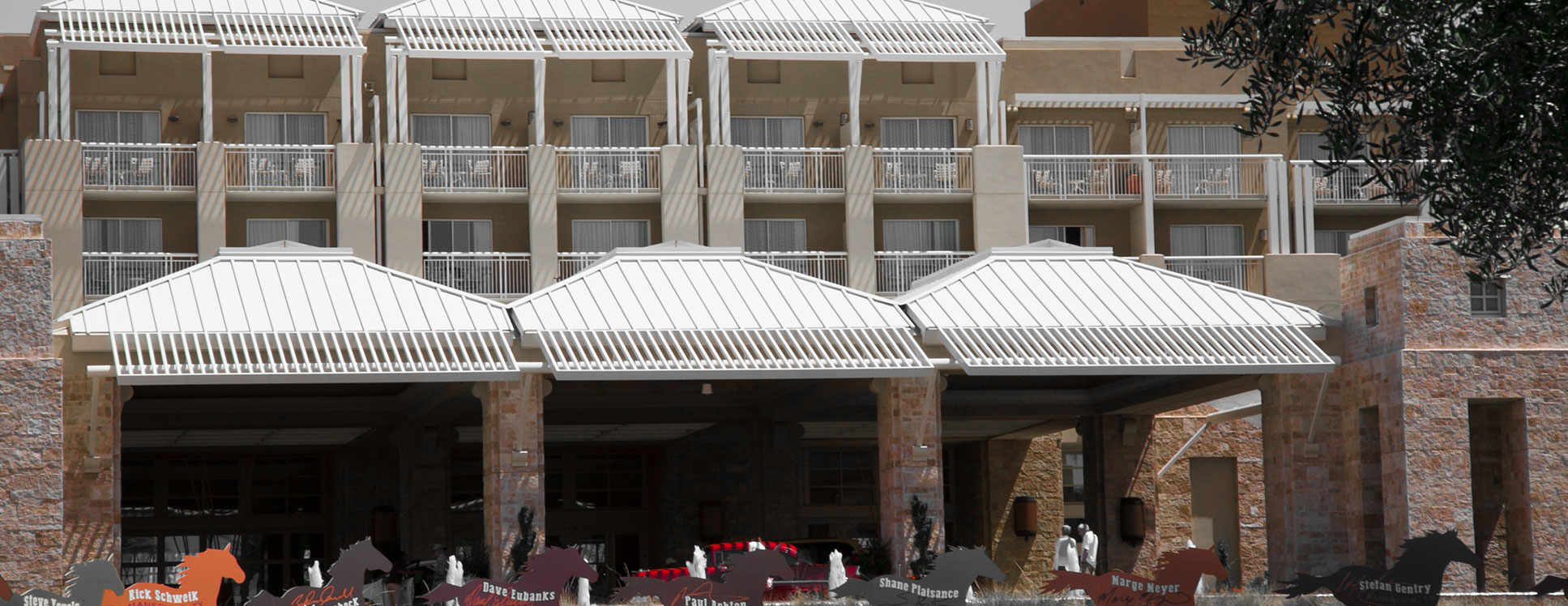 JW Marriott & Canyon Villa
