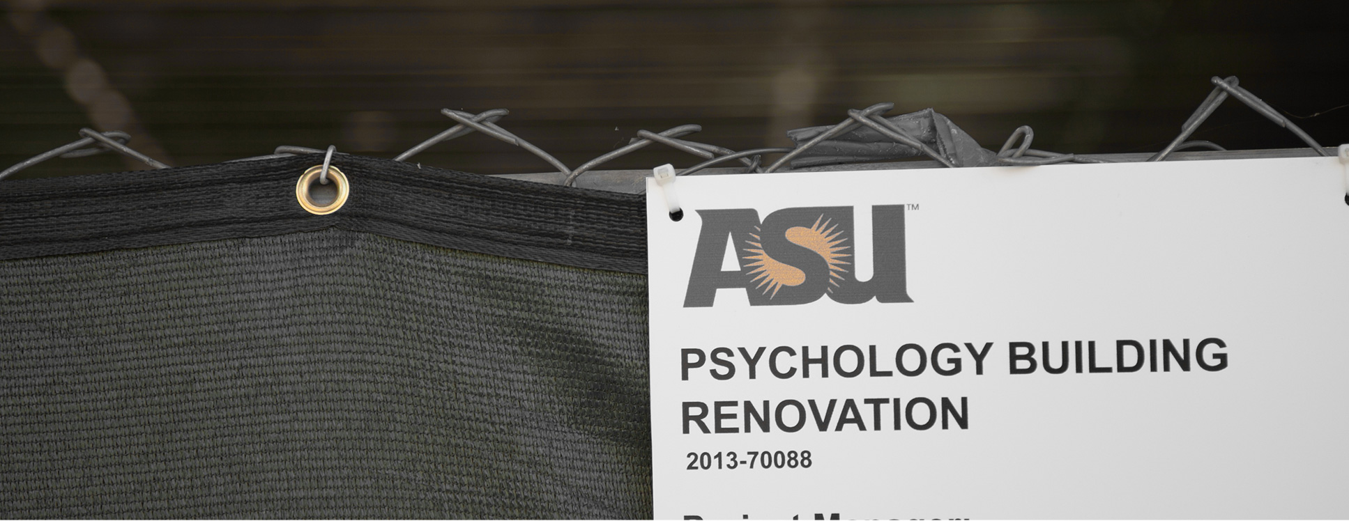 ASU Psychology Building