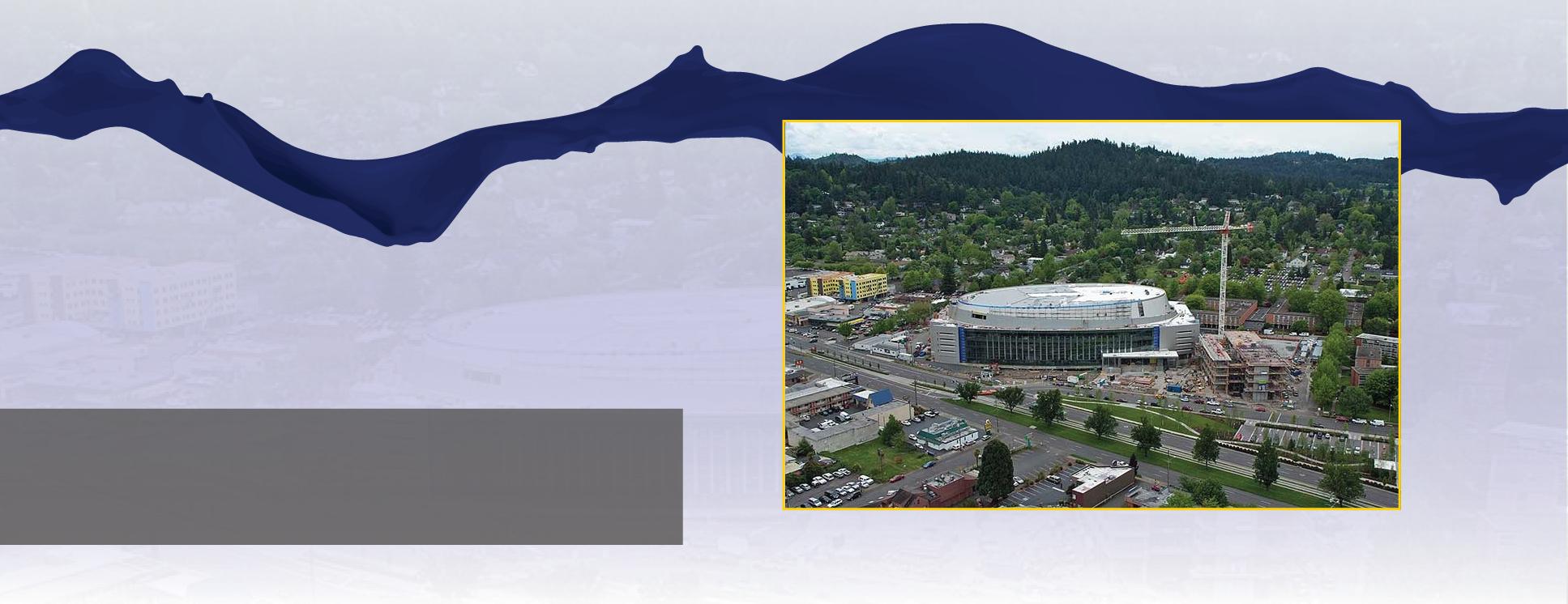 U of Oregon Arena