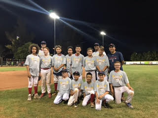 Chandler National Little League championship 2017