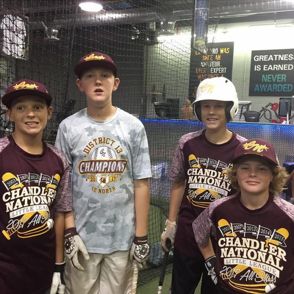 chandler national little league