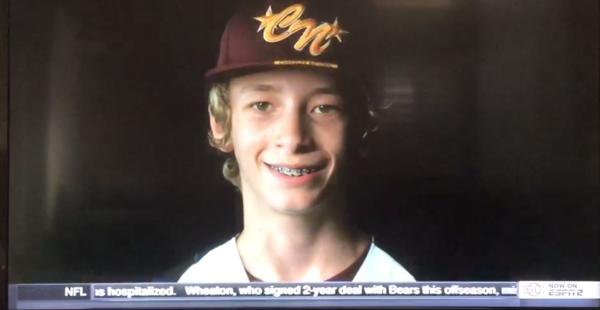 ESPN features Chandler National Little League